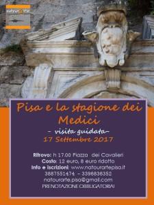 Pisa e la stagione dei Medici - visita guidata con Natourarte