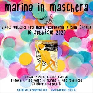 Marina in maschera- visita guidata di Natourarte